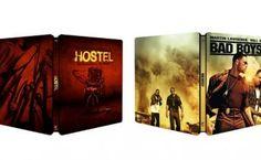 [Angebot Import] 2 Steelbooks (Blu-ray) für 1299