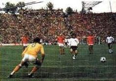 La final Alemania vs Holanda