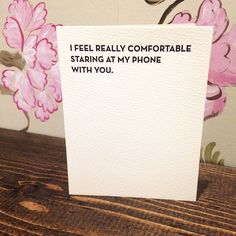 Tag that special someone you would send this card to! ....We love @saplingpress and their hilarious cards! #Cardoftheday