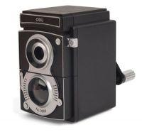 It's an old fashion camera pencil sharpener! Found via @arlingtoncamera