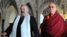 Dalai Lama praises Harper's balancing act on Tibetan rights, Chinese trade