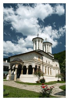 Monastery of Horezu - Romania