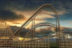 Last went to Great America summer 2012...Loved this ride! The Goliath at Six Flags Great America near Chicago is the fastest at 72 mph, and has the steepest  (80 degrees), longest (180 ft) drop of all wooden coasters