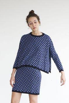 Heinui - ELFIE merino wool sweater