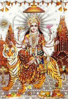 Vaishno Devi - Form of Durga