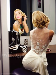 gorgeous back ✤ | Keep the Glamour | BeStayBeautiful