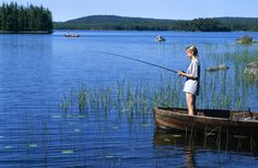 A meteorologically minded guide to the four seasons of Finland. Lake District, Summer Dream, Summer Time, Summer Books, Good Neighbor, Gone Fishing, Norway, Natural Beauty, Fishing