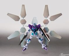 Robot Damashii (SID MS) Gundam G-Self Reflector Pack [ Tamashii Webshop Exclusive] - Release Info | NGS BLOG