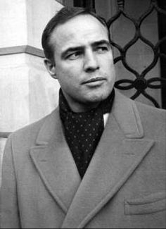 Picture of Marlon Brando Marlon Brando, Sharp Dressed Man, Well Dressed Men, Last Tango In Paris, Errol Flynn, Hollywood Actor, The Godfather, Most Beautiful Man, Celebs