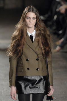 Luella Bartley. (2007.) Luella Bartley, High Fashion, Womens Fashion, Colorful Fashion, Style Inspiration, Fashion Outfits, Pure Products, My Style, Coat