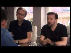 Liam Neeson meets Ricky, Steve and Warrick + bloopers