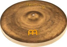 Meinl Cymbals B14SAH Byzance Vintage 14 Inch Sand Hats, pair by Meinl Cymbals. $369.99. Byzance Vintage Series cymbals are traditionally made from B20 bronze alloy and feature innovative designs with unconventional yet unique sounds. Made for drummers who are looking for a truly individual sound in order to express musicality to its fullest.. Save 46%! Brass Band, How To Play Drums, Drum Kits, Drummers, Musical Instruments, Percussion, Orchestra, Acoustic, Vintage