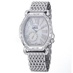 @Overstock.com - Fendi was established in 1925 by Eduardo Fendi. Today it is one of Italy's paramount fashion dynasties. Fendi launched its watches in the late 1980s. Fendi watches are appealing to both men and women due to their attractive and sleek designs.http://www.overstock.com/Jewelry-Watches/Fendi-Womens-Selleria-Stainless-Steel-Tonneau-Quartz-Watch/7316140/product.html?CID=214117 $999.99