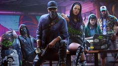 Watch Dogs 2 DedSec Hackers Game Character Wallpaper