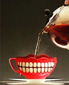 Tea, dentistry