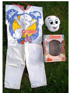 OMG . . . I was 5 when I wore this, my parents had to roll up the plastic pants and I hated how sweaty I was on the mask. Never again!!