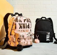 ideas fashion model design victoria secret for 2019 Victoria Secret Outfits, Victoria Secrets, Victoria Secret Bags, Victoria Secret Rucksack, Mochila Victoria Secret, Mochila Nike, Cute Mini Backpacks, Pink Backpacks, Mini Mochila