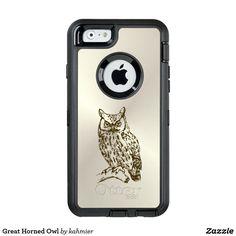 Great Horned Owl Ott