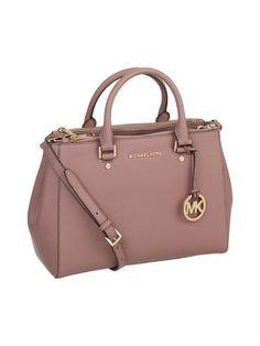 Michael Kors Sutton Medium Satchel handbags wallets - Handbags & Wallets - https://twitter.com/cemingsmin/status/903141990988103681