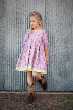 1a71be1271e Maisie Dress and Top - Violette Field Threads - 1 Staple Dress