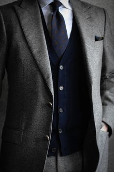 The Dapper Gentleman - veryenglish: Tweed.