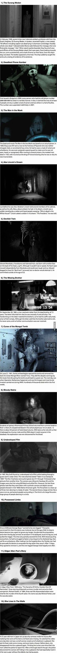 You are soon going to regret reading these 12 Creepy Stories!