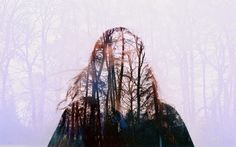 double exposure photography by oliver morris