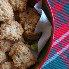 Super jednostavni prhki kolačići od kokosa, idealni za božićnu trpezu!