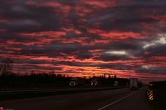 King's Highway of Heroes Phase One, Cartier, King, Facebook, Sunset, Nature, Photography, Free, Outdoor