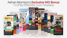 Mobile Optin Exclusive Offer
