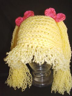Cabbage Patch hat. Cute Halloween costume.