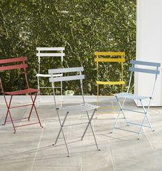 Fermob Bistro Chairs | Rejuvenation #TakeItOutside