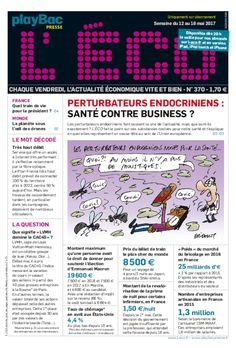 N° 370 : Perturbateurs endocriniens : santé contre Business ? ; quand les hormones perturbent l' Europe.