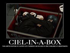 Ciel-In-A-Box; :D I will take it !!!