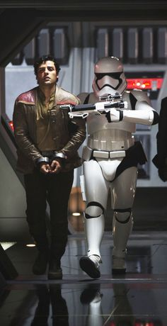 Star Wars VII - Poe Dameron (HD)