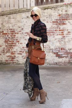my favorite fashion blog, atlantic-pacific. This Coach bag reminds me of my middle school and high school years...that and D.