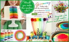 Rainbow party! http://daily.thredup.com/pages/lucky-charms
