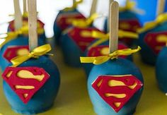 Superman Birthday Party, 1 Year Old Birthday Party, Superhero Party, Birthday Party Themes, Birthday Ideas, Batman Party, Elmo Birthday, Boy Baby Shower Themes, Baby Boy Shower