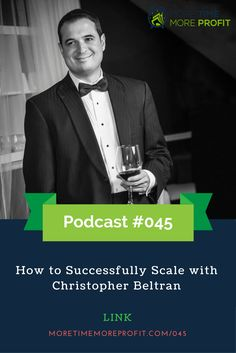 Is your business growing fast? Learn how to scale your business right with Christopher Beltran, a serial entrepreneur. Business Entrepreneur, Business Tips, Entrepreneurship, Scale, Motivation, Learning, Weighing Scale, Studying, Teaching