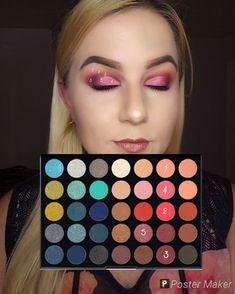 is urban decay makeup gluten free Morphe Eyeshadow Palette, Fall Eyeshadow, Makeup Morphe, Natural Eyeshadow, Makeup Cosmetics, Eyeshadows, Eyeshadow Ideas, Lip Makeup, Pretty Eye Makeup