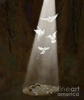 Resultado de imagen de Holy Spirit Prophetic Art