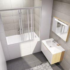 Znalezione obrazy dla zapytania prysznic w wannie