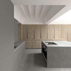 McLaren Excell is an ambitious and energetic design-led architecture practice based in Marylebone, Central London. Minimalism Interior, Kitchen Inspirations, Interior Design Kitchen, Modern Interior Design, Interior Design, House Interior, Kitchen Interior, Kitchen Renovation, Contemporary Kitchen