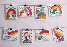 {rainbows + kittens + unicorns = perfect world} share cute things at www.sharecute.com