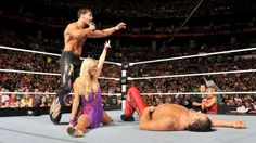 WWE.com: The Great Khali vs. Fandango in a Dance-Off: photos #WWE