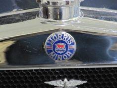 1929 Morris Minor radiator badge