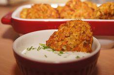 """V kuchyni """"Obyčejné ženy"""": Karbanátky z červené čočky... Cooking Recipes, Healthy Recipes, Mashed Potatoes, Muffin, Food And Drink, Rice, Lunch, Breakfast, Ethnic Recipes"""