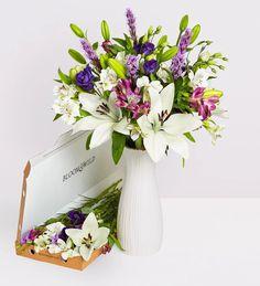 Letterbox Flower Bouquet - The Sofia