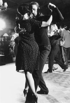 The Argentine Tango. Maybe me, in another life.