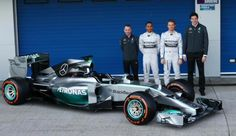 Mercedes AMG Petronas F1 Team. <strong>Pilotos 2014 y 2015: </strong>6.Nico Rosberg (ALE) y 44.Lewis Hamilton (GBR)